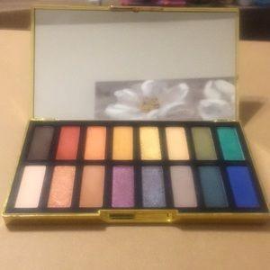 Kat Von D 10-year anniversary eyeshadow palette